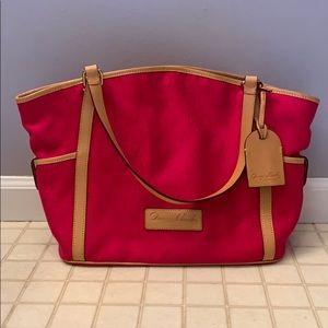 Dooney & Bourke Pink Tote Bag